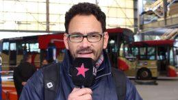 Ivan Iza, trabajador de la Línea 60, entrevistado por Barricada TV